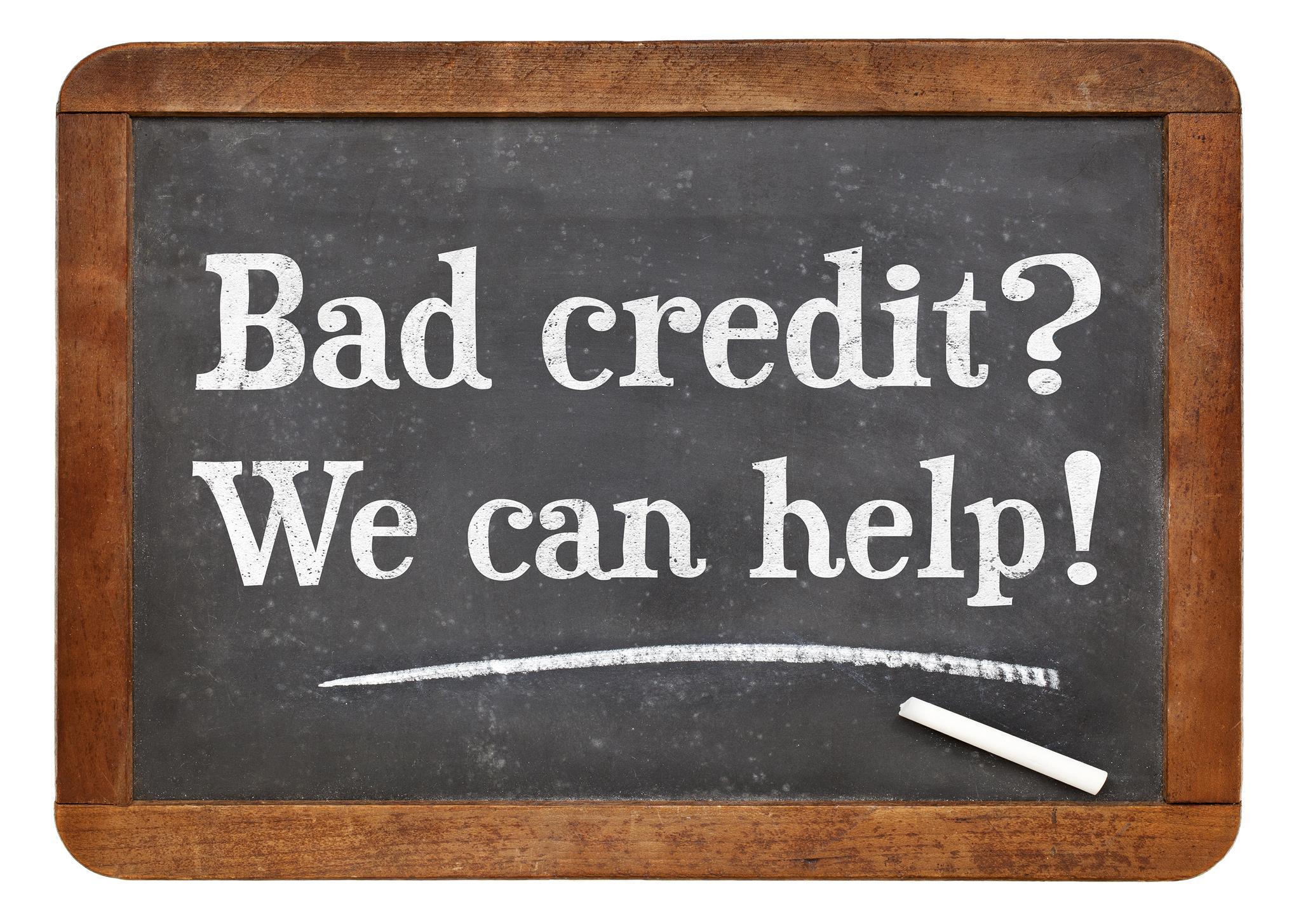 Understanding Bad Business Credit